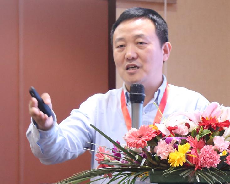 上海优久技术服务总监 王根虎 博士